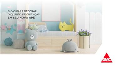 Dicas para decorar o quarto de crianças em seu novo apê